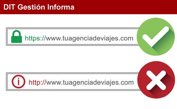 ¿Quieres evitar que tu página web sea No Segura?