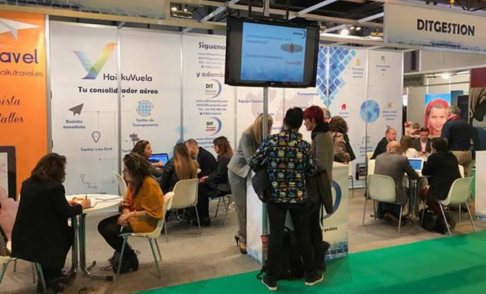 Gran éxito de DIT Gestión: capta 227 agencias de viajes a lo largo de 2019