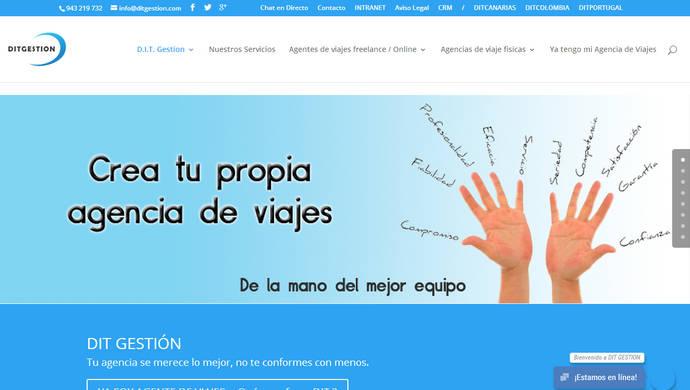 Dit Gestión cuenta con 50 agencias de viajes en Colombia