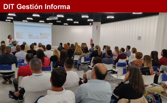Éxito de la Jornada Profesional de DIT Gestión en Canarias