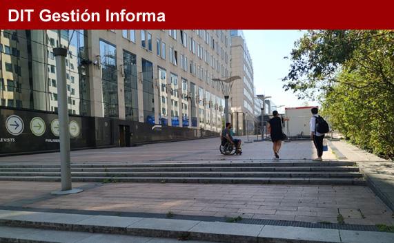 Dit Gestión pide medidas en pro del Turismo accesible