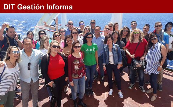 Fam trip exclusivo de las agencias Dit Gestión en Ibiza