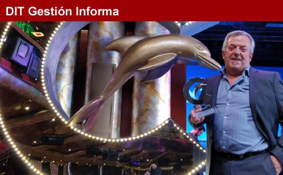 DIT Gestión, en la entrega de premios Costa Cruceros
