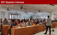 Gran evento del grupo Dit Gestión en Costa del Sol