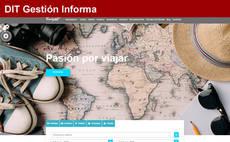 Éxito de la nueva web desarrollada por DIT Gestión