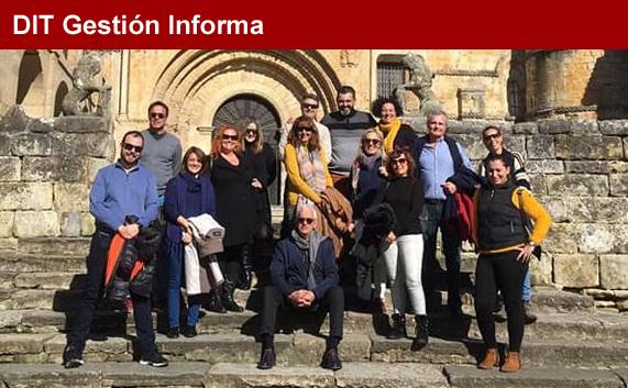 DIT Gestión organiza un 'fam trip' por Cantabria