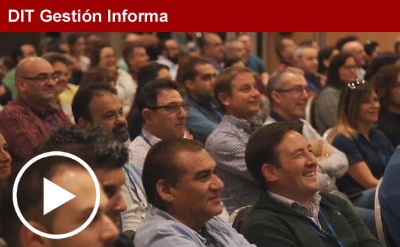 Dit Gestión celebra sus diez años con la primera Convención