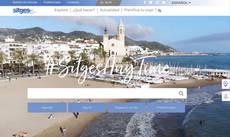 Protagonismo para los profesionales en la web de Sitges