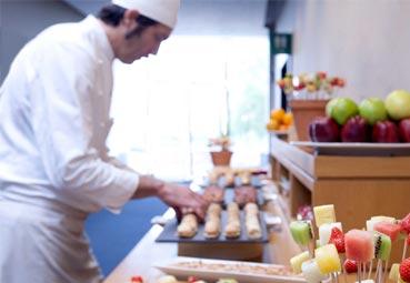 Dolce Sitges apuesta por los menús saludables
