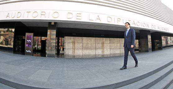 Eduardo Dolón: 'La Costa Blanca ha redoblado su apuesta por el Sector MICE'