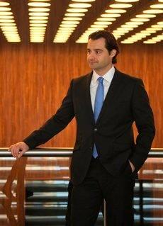 El diputado de Turismo de la Diputación de Alicante, Eduardo Dolón.
