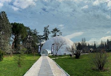 Domo, un nuevo espacio en el centro de Madrid