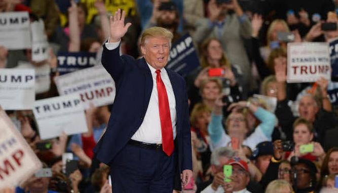El 'efecto Trump', nefasto para el destino EE UU
