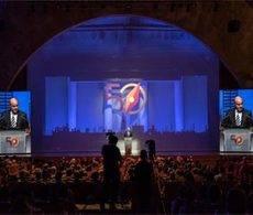 El Palacio de Congresos de Tarragona acoge el acto de aniversario de Dow Ibérica