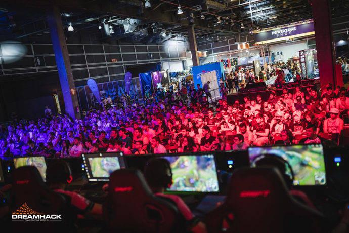 DreamHack Valencia: gaming y esports el 30 y 31
