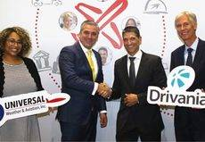 'Joint venture' de transporte de Drivania y Universal