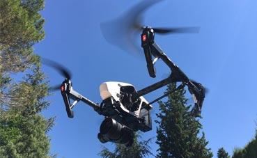 La nueva ley de drones beneficia al sector de los eventos