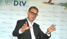 El presidente de DRV, Norbert Fiebig.