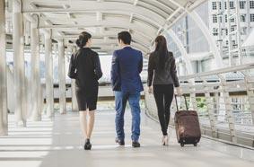 Los viajeros de negocios prefieren el cara a cara