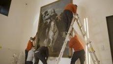 El Parador de León expondrá casi 500 obras de arte