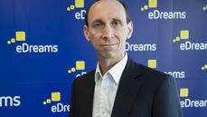 El CEO de eDreams Odigeo, Dana Dunne.