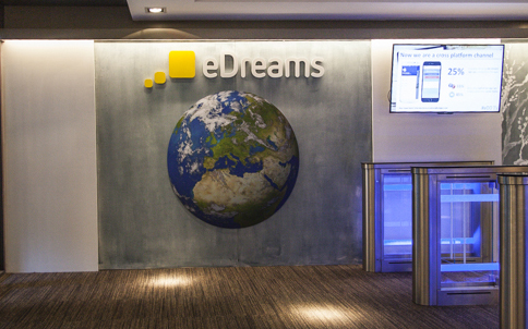 eDreams Odigeo abrirá dos 'hubs' de tecnología