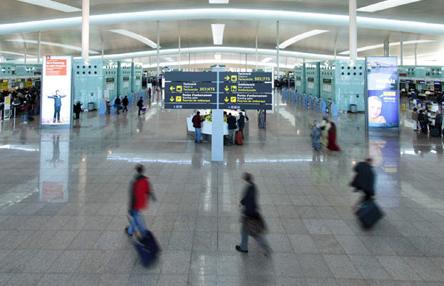 Enaire gestiona 435.330 vuelos en el primer trimestre
