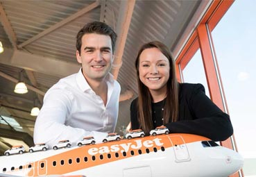 CarTrawler, proveedor de 'rent a car' de easyJet