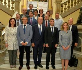 Medio millar de participantes en el EBAN Málaga 2017 Congress