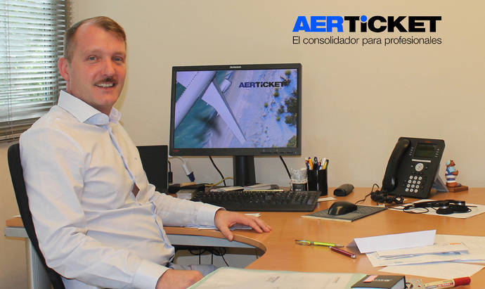 Aerticket: 'Cockpit permite a las agencias competir con Google, Booking y aerolíneas'