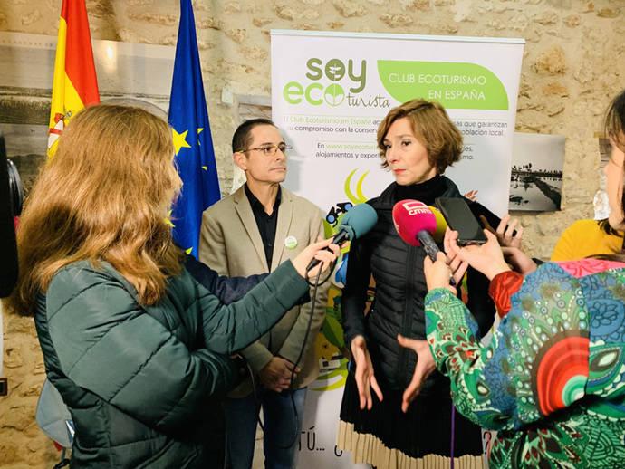 Apoyo del Gobierno al Observatorio de Ecoturismo