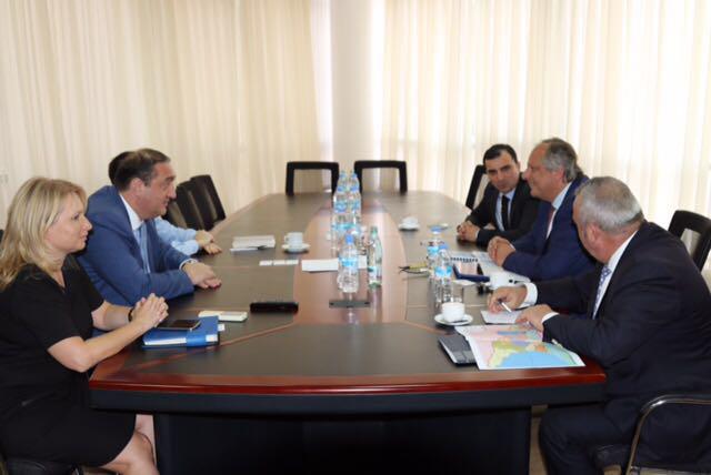 El ICTE asesora a Georgia en materia de calidad turística