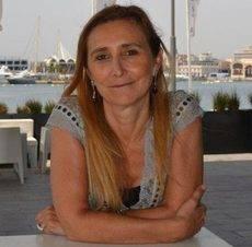 La presidente del APJC, Eva Blasco.