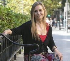 La vicepresidenta de ECTAA, Eva Blasco.