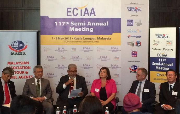 ECTAA nombra a Eric Drésin nuevo secretario general