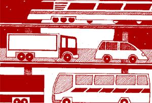 La importancia del transporte por carretera