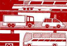 Impulsar el transporte público