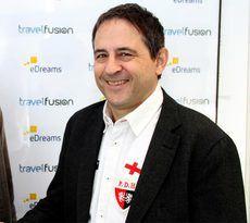 El director de Estrategias de Contenido Aéreo de eDreams ODIGEO, Javier Bellido.