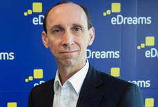 Dana Dunne es CEO de eDreams Odigeo.