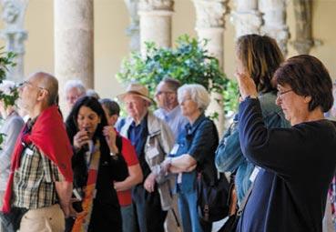 Sube el gasto pero cae la llegada de turistas a España