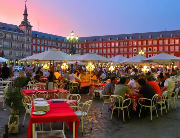 ¿Cuáles son las grandes partidas de gasto de los turistas?