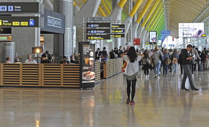 El gasto turístico aumenta en España a pesar del descenso de las llegadas