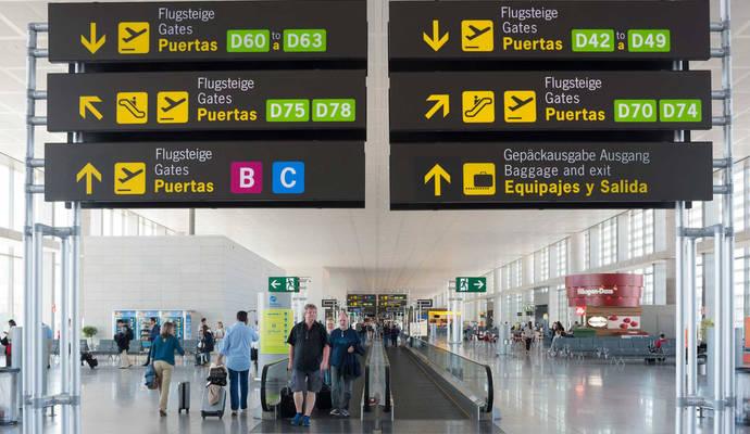 Las aerolíneas son las que más partido sacan del 'boom' del receptivo en España