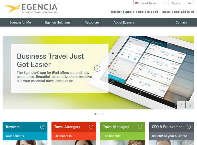 Expedia mejora sus servicios para los viajeros de negocios con nuevas herramientas y la marca Egencia