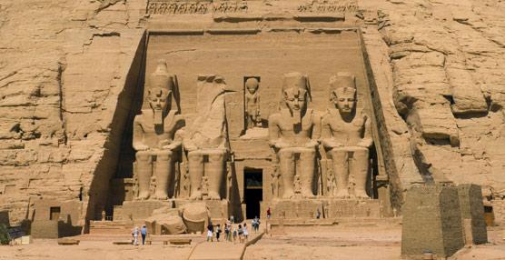 Egipto recibe un 55% más de turistas hasta noviembre