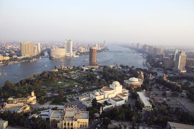 Egipto refuerza la seguridad en las zonas turísticas