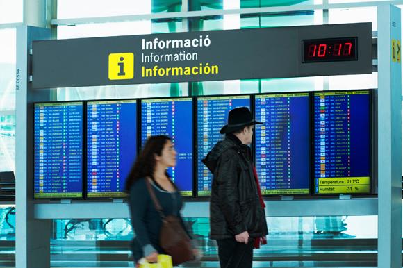 ¿Qué rutas aéreas directas demandan los españoles?