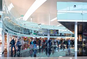 El Prat podría llegar a los 55 millones de pasajeros al año