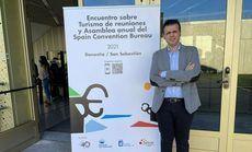 El concejal de Turismo y Promoción Económica del Ayuntamiento de Elche, Carles Molina.