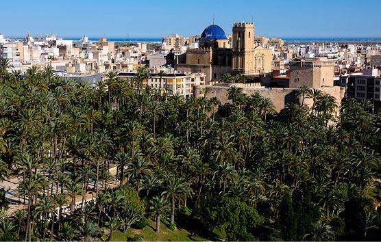 Elche y Diputación de Alicante dan el primer paso para el palacio de congresos